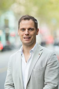Dr James McLaren